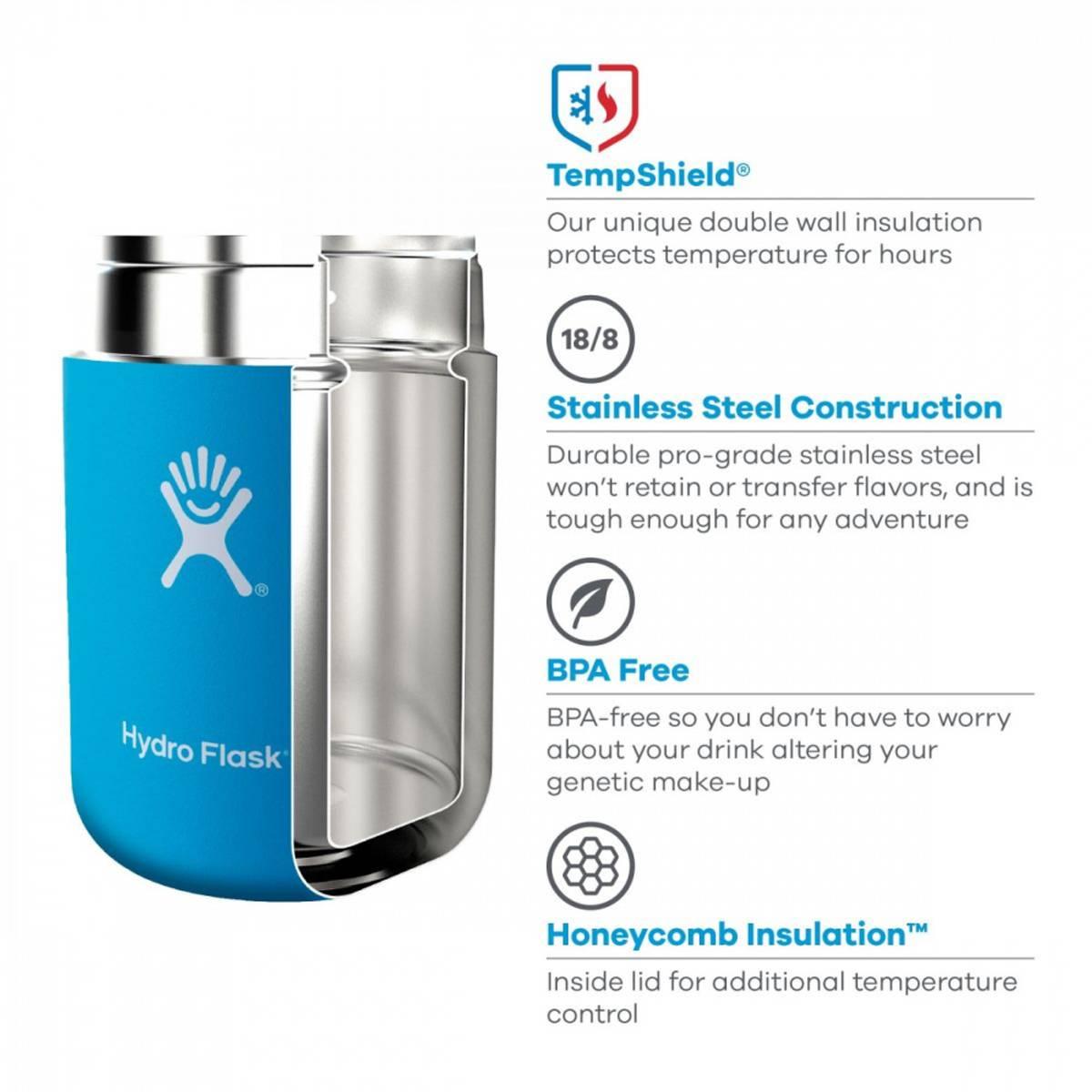 Mattermos 355 ml, Chili / Hydro Flask