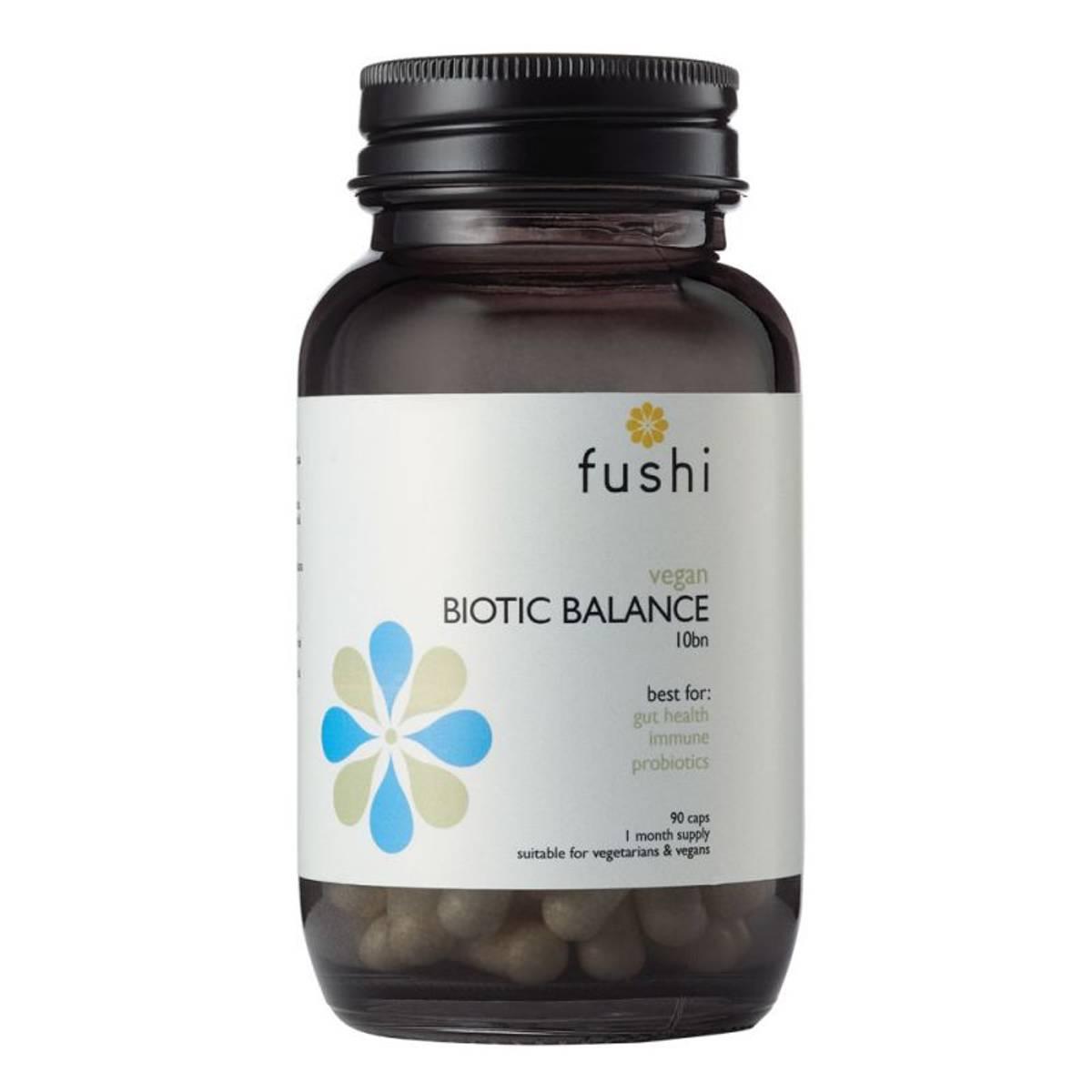 Biotic Balance - vegansk probiotika 10bn / Fushi Wellbeing