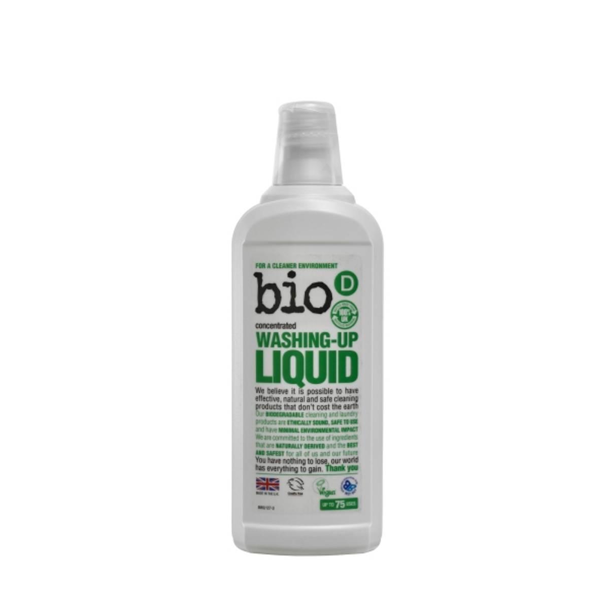 750 ml oppvasksåpeDUFTFRI / Bio-D