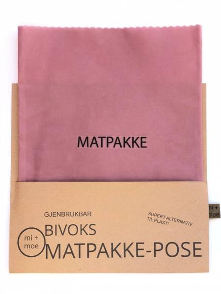 Bilde av Matpakkepose, Fiolett / Mi + Moe