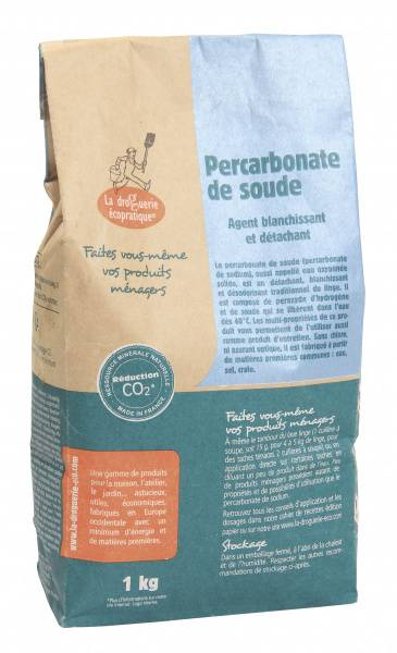 Bilde av Natriumperkarbonat 1 kg / La droguerie écopractique