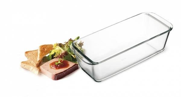 Bilde av Brødform i herdet glass / Ahtablé