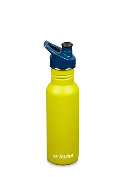 Bilde av Drikkeflaske Sport 532 ml, Green Apple / Klean Kanteen