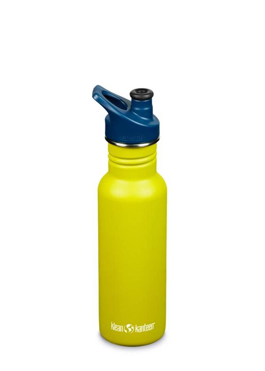 Drikkeflaske Sport 532 ml, Green Apple / Klean Kanteen