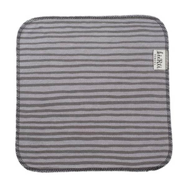 Bilde av Kjøkkenklut i tencel, grå striper / Kierti