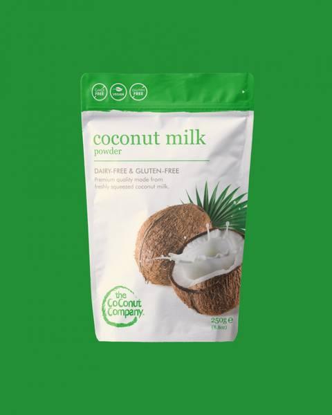 Bilde av Kokosmelkpulver 250g økologisk / The Coconut Company