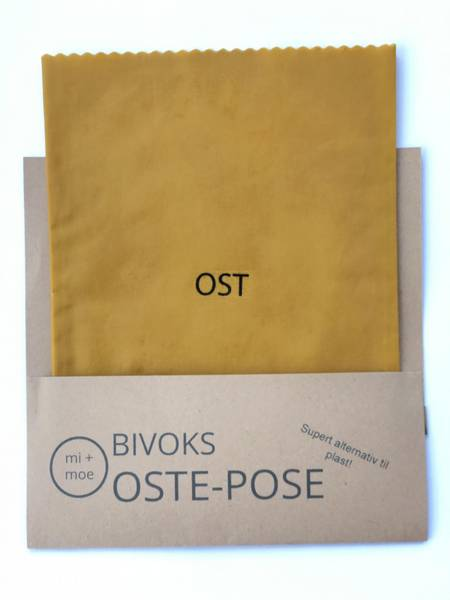 Bilde av Ostepose, Oker / Mi + Moe