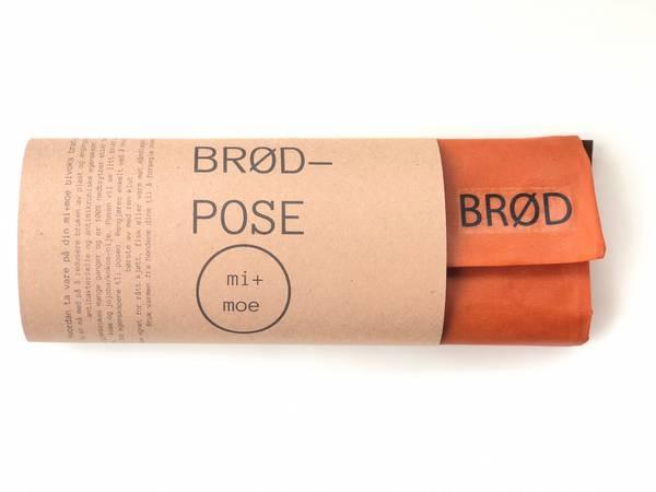 Bilde av Brødpose, Oransje / Mi + Moe