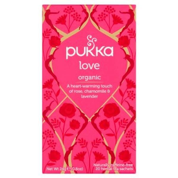 Bilde av Love, økologisk te / Pukka