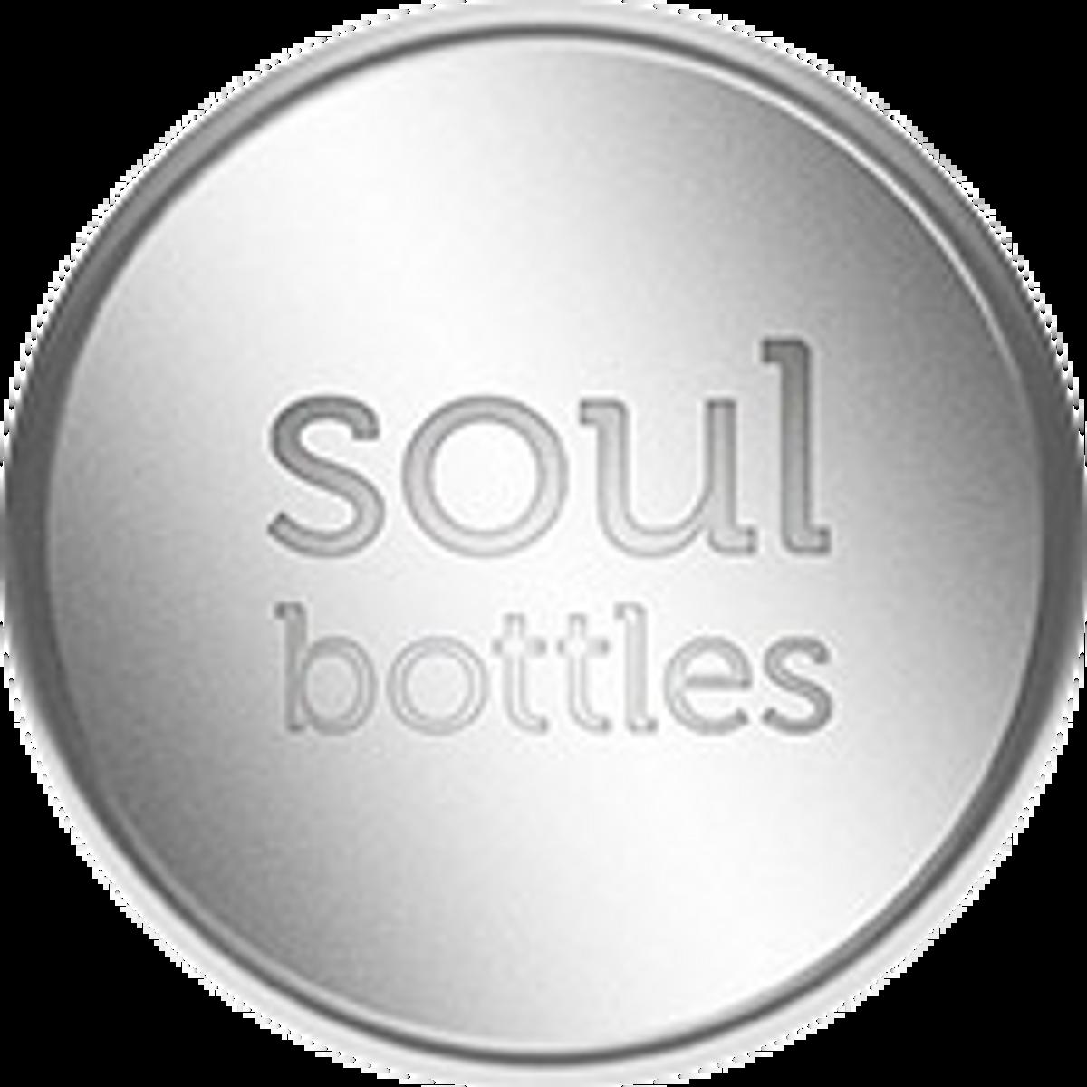 Drikkeflaske i stål, Steel 0.5l / Soulbottles